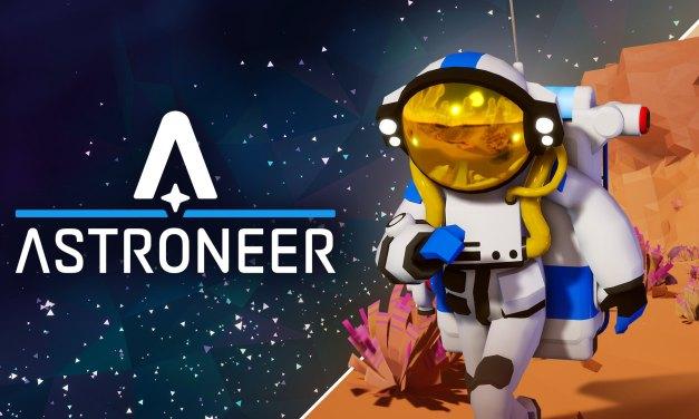 Un trailer de lancement pour la version 1.0 d'Astroneer