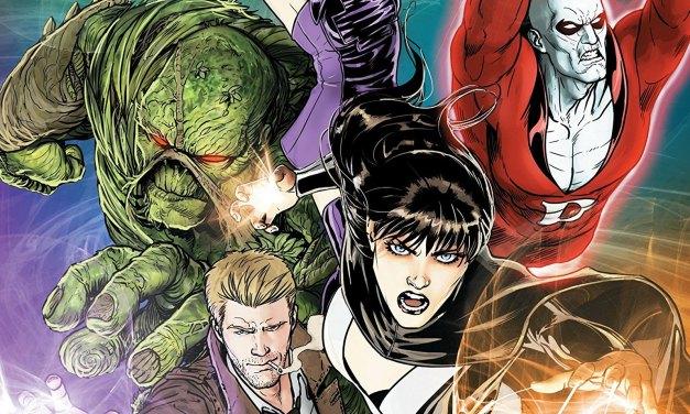DC Universe Online : Justice League Dark disponible en Mars