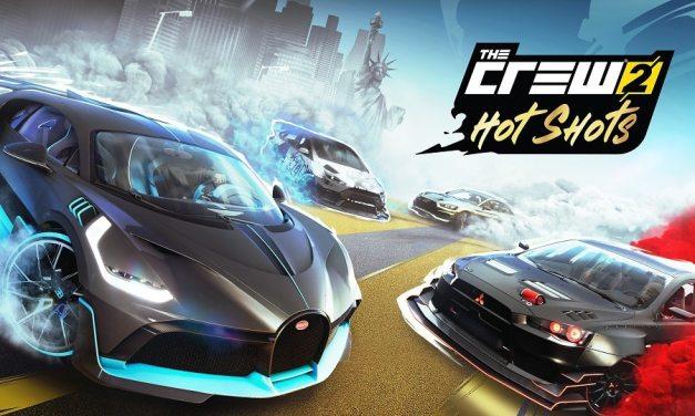 The Crew 2: La mise à jour Hot Shots est disponible