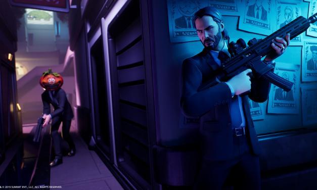 Epic Games annonce l'arrivée de John Wick dans Fortnite