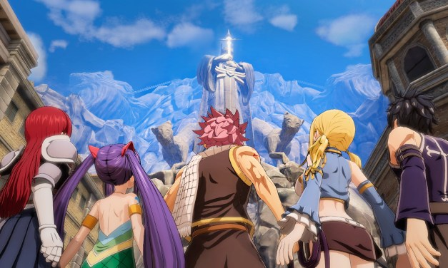 Fairy Tail: Une petite visite rapide de Magnolia