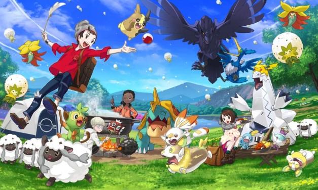 Un trailer de présentation pour Pokémon Épée et Bouclier