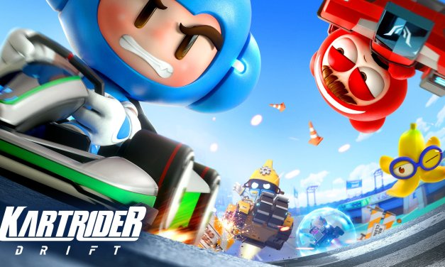 Le free-to-play KartRider : Drift arrive sur Xbox One
