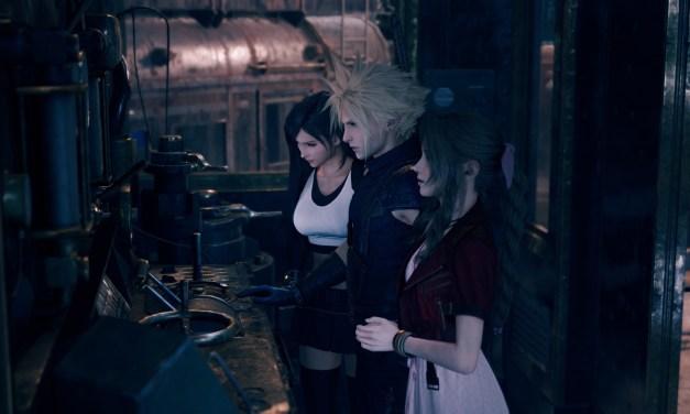 La démo de Final Fantasy VII Remake est disponible