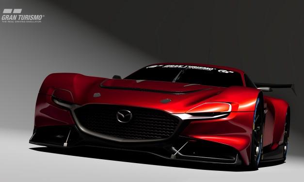 Gran Turismo Sport: La Mazda RX-Vision GT3 arrive la semaine prochaine