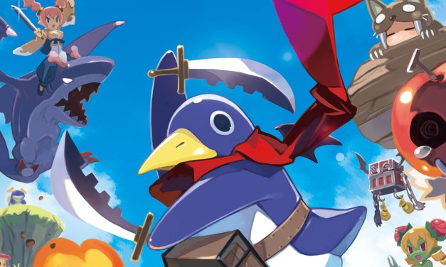 Une date pour Prinny 1•2: Exploded and Reloaded sur Nintendo Switch