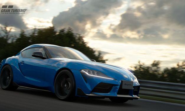 Gran Turismo Sport: La Toyota GR Supra RZ 2020 arrive demain