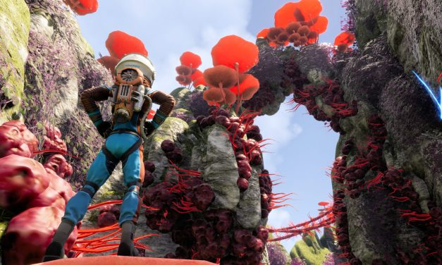 Le DLC Hot Garbage arrive dans Journey to the Savage Planet