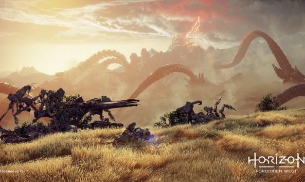 Une longue démonstration de gameplay pour Horizon Forbidden West