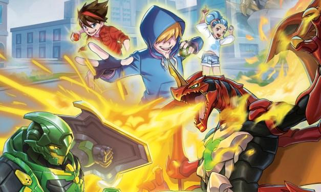 Bakugan: Champions de Vestroia arrive sur Nintendo Switch