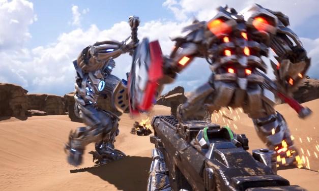 Exomecha annoncé sur Xbox Series X et Xbox One