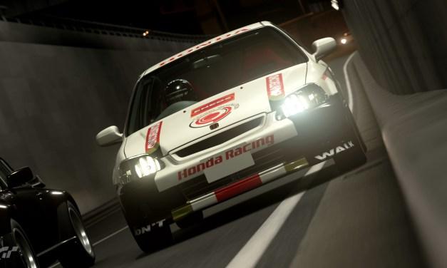 Gran Turismo Sport : Replay en Honda Civic Type-R EK9 sur Tokyo Expressway