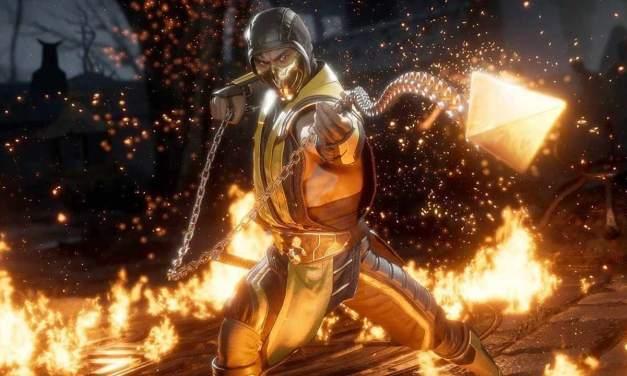 Mortal Kombat 11 : Découverte du jeu sur Xbox One X