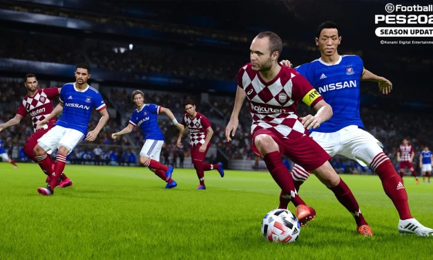eFootball PES 2021 Season Update est disponible