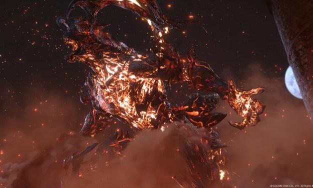 Square Enix annonce Final Fantasy XVI sur PlayStation 5 et PC