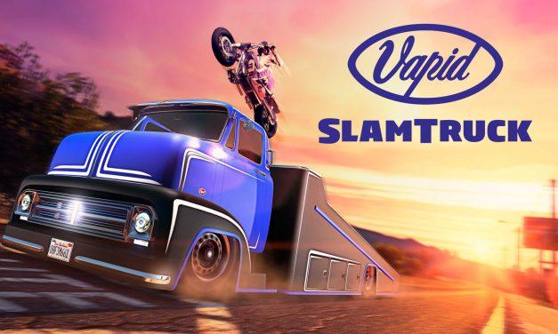 Le Vapid Slamtruck est désormais disponible dans GTA Online