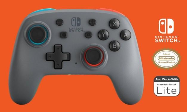 PowerA lance la manette Nano Enhanced Wireless Controller pour la Nintendo Switch