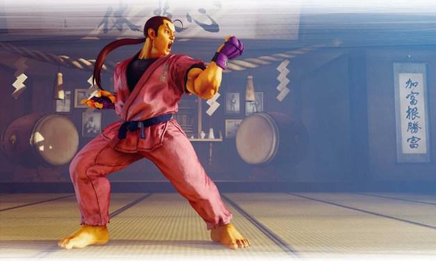 Dan Hibiki est désormais disponible dans Street Fighter V