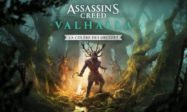 Assassin's Creed Valhalla: Une date de sortie pour La colère des Druides