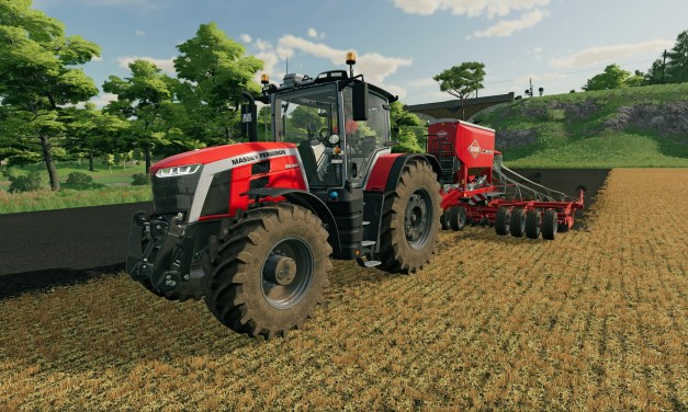 Giants Software annonce Farming Simulator 22