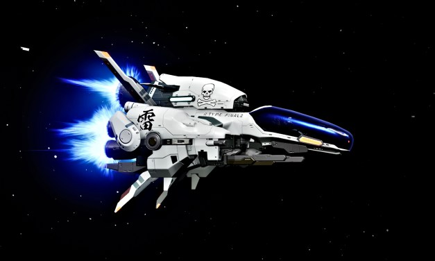 Découverte de R-Type Final 2 sur Xbox Series X