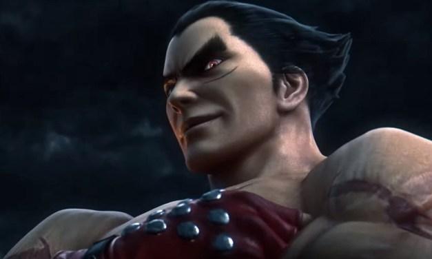 Kazuya Mishima débarque dans Super Smash Bros Ultimate