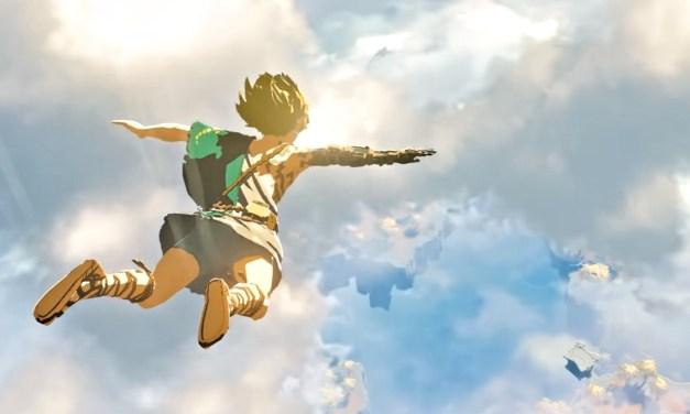 Nintendo dévoile enfin la suite de The Legend of Zelda: Breath of the Wild