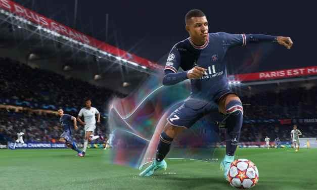 Fifa 22: Un nouveau trailer pour la technologie HyperMotion