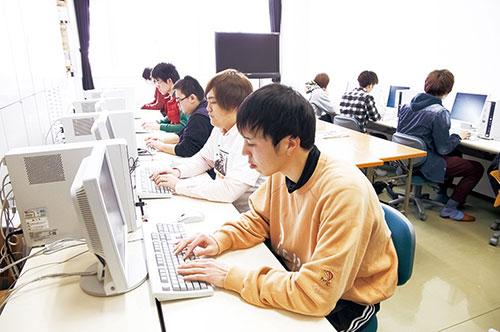PC自習室