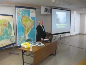 高橋先生講演開始