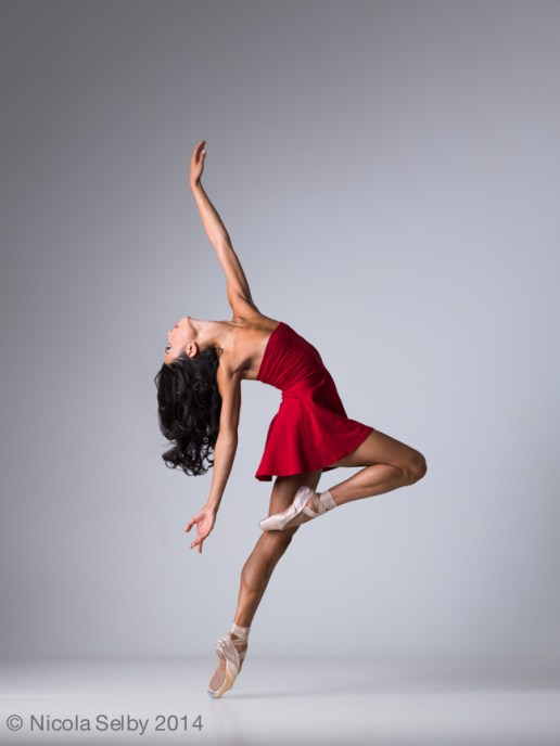 Ballet Dancer in Motion - Tala Lee-Turton - Life at the Bolshoi Ballet Academy