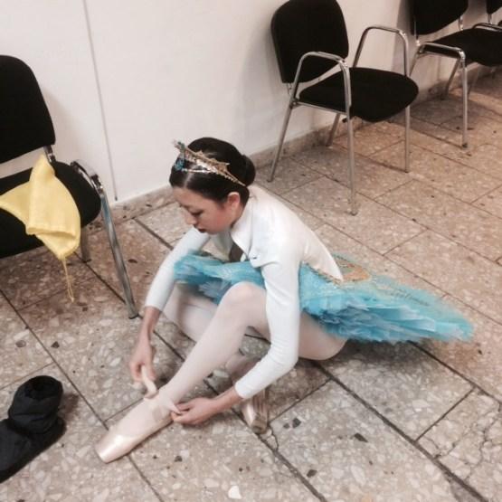 Tala Lee-Turton Bolshoi Ballet Academy Tanzolymp 2015