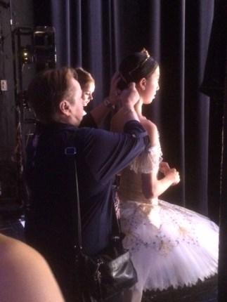 Tala Lee-Turton Bolshoi Ballet Academy VKIBC2015