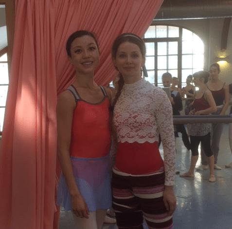 bolshoi ballerina - Lee-Turton - Bolshoi Ballet Academy