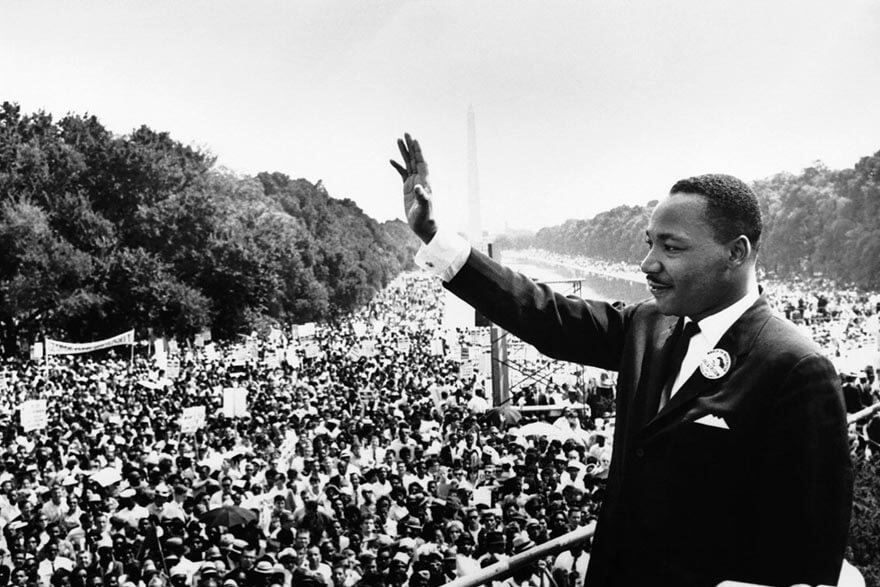 Martin Luther King Jr – I Have a Dream