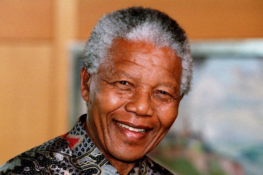 Nelson Mandela – Installationstal som president