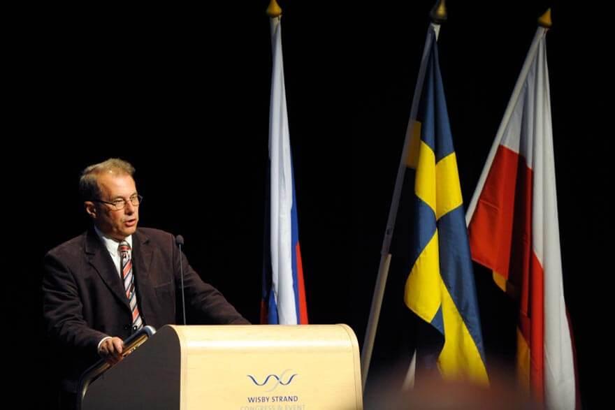 Minnestal till Raoul Wallenbergs hundraårsdag