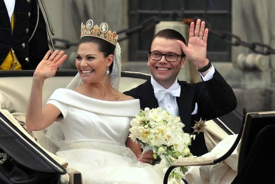 Prins Daniel – Bröllopstal till Victoria