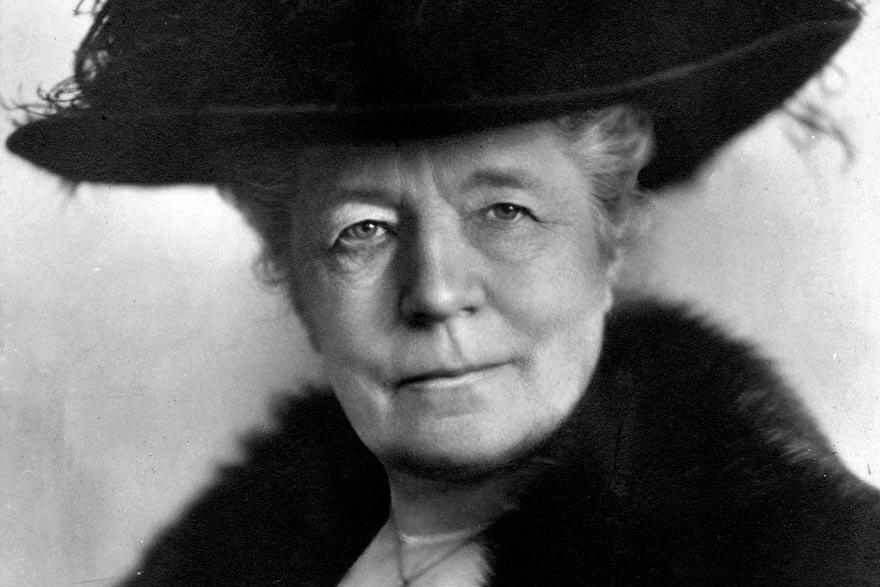 Till sidan Selma Lagerlöf