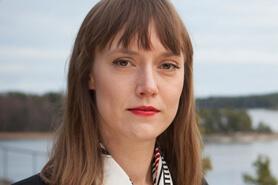 Kristin Öster - Föredrag om friskvård på arbetsplatsen