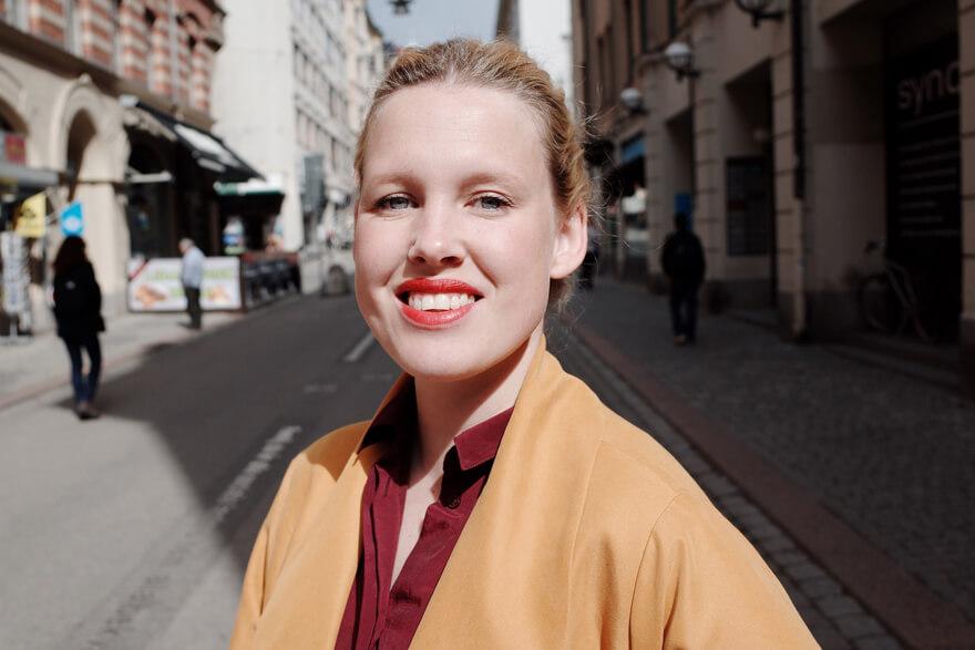 Anna Gullstrand - Föreläsning | Föreläsare