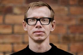 Tobias Degsell - Talare om arbetsglädje, kreativitet och samarbete