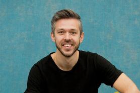 Tobias Ahlin - Föreläsare om arbetsmarknadens generationer
