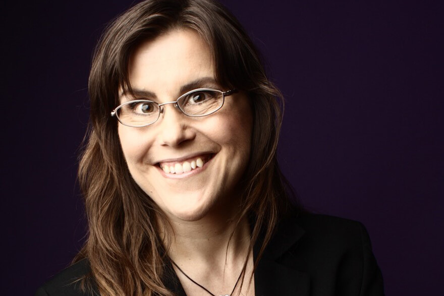 Ylva Bjelle - Moderator | Pressbild