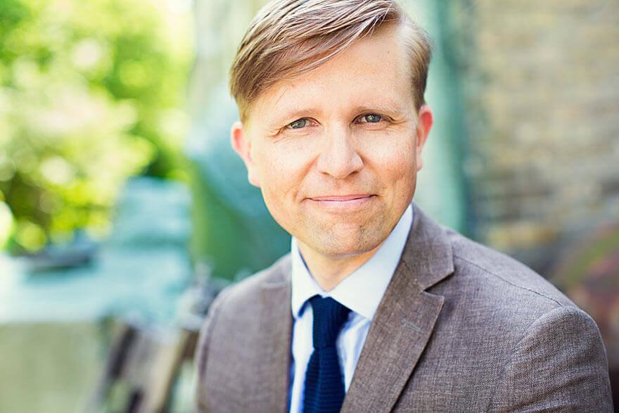 David Stiernholm Föreläsning