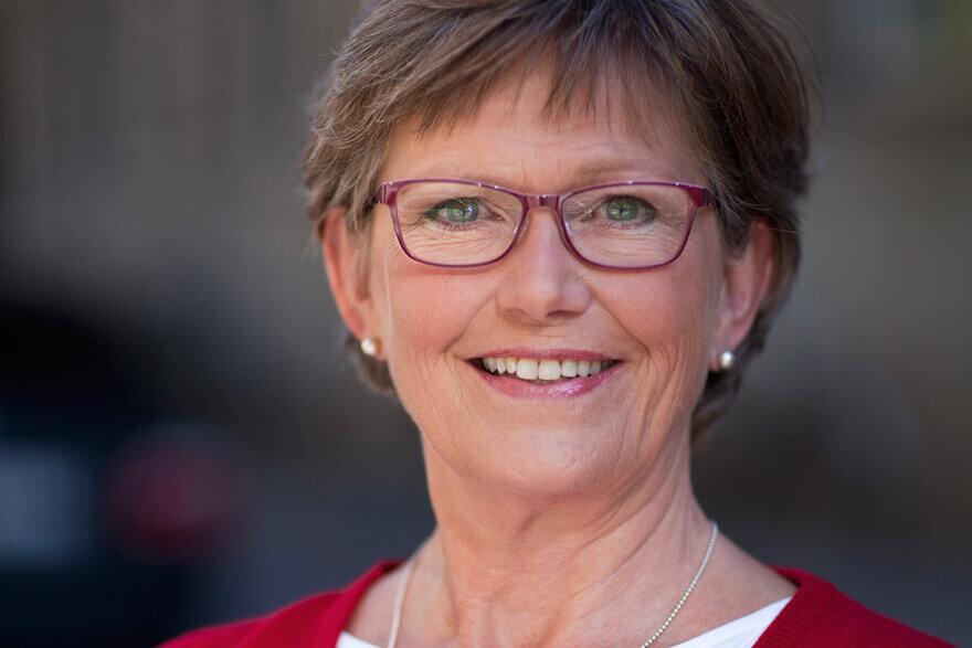 Katarina Hultling - Föreläsning - Moderator