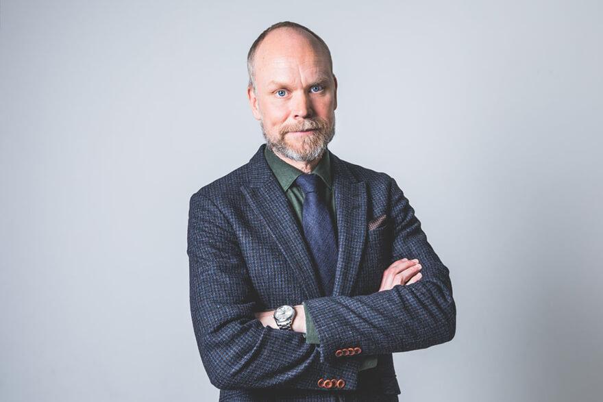 Kristian Luuk - Föreläsning - Moderator