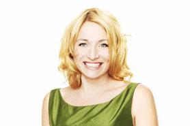 Marina Haag - författare som vill inspirera