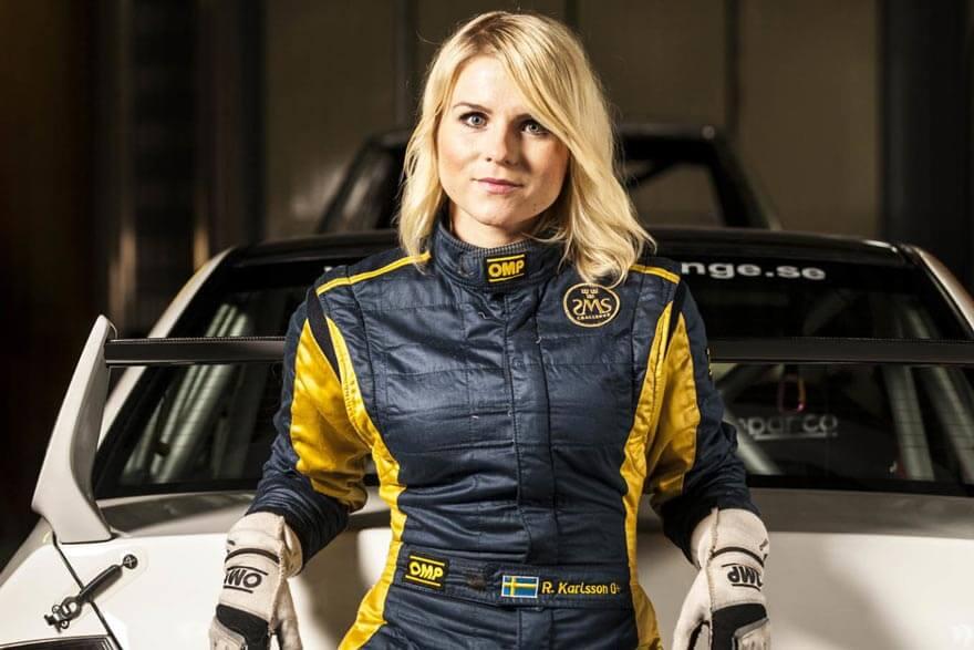 Ramona Karlsson - Föreläsning - Rally