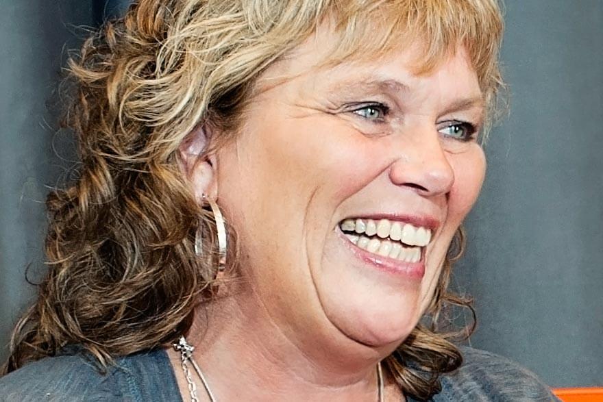 Susanne Hedin - Föreläsning om retorik